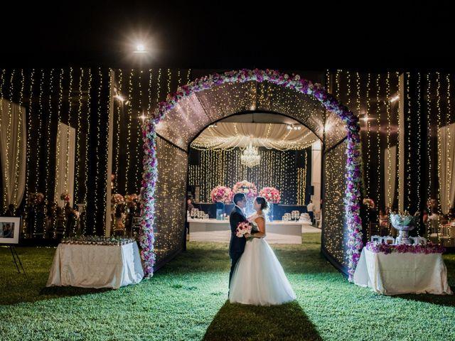 El matrimonio de Junior y Denisse en Pachacamac, Lima 2