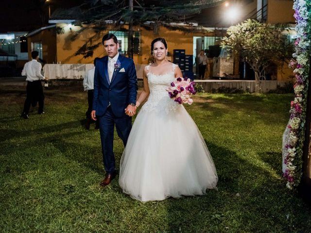 El matrimonio de Junior y Denisse en Pachacamac, Lima 117