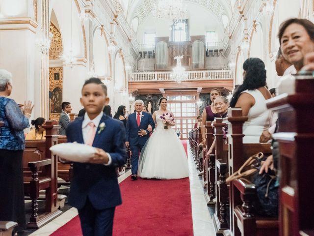 El matrimonio de Junior y Denisse en Pachacamac, Lima 120