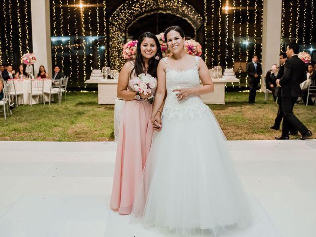 El matrimonio de Junior y Denisse en Pachacamac, Lima 124