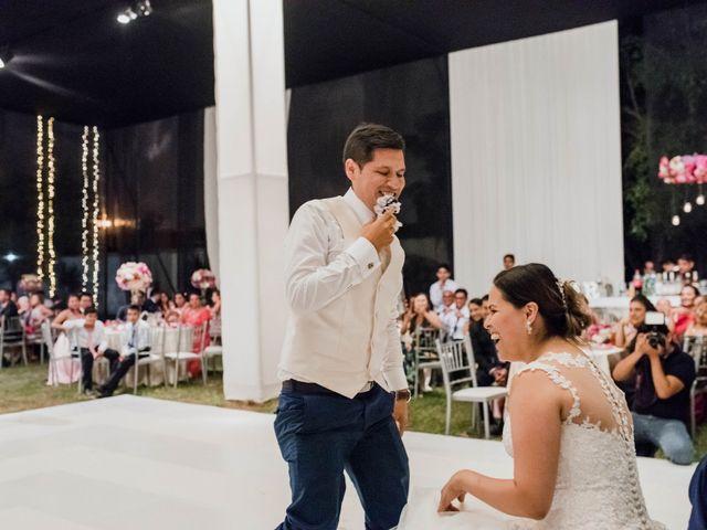 El matrimonio de Junior y Denisse en Pachacamac, Lima 128
