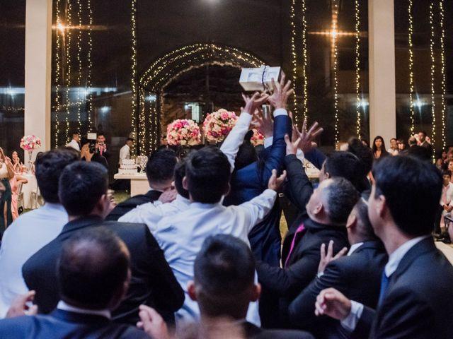 El matrimonio de Junior y Denisse en Pachacamac, Lima 131
