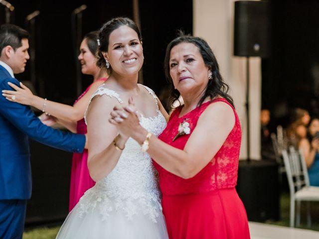 El matrimonio de Junior y Denisse en Pachacamac, Lima 134