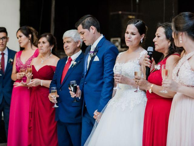 El matrimonio de Junior y Denisse en Pachacamac, Lima 139