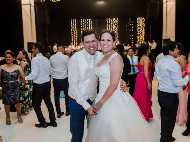 El matrimonio de Junior y Denisse en Pachacamac, Lima 142