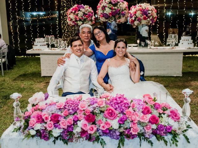 El matrimonio de Junior y Denisse en Pachacamac, Lima 145