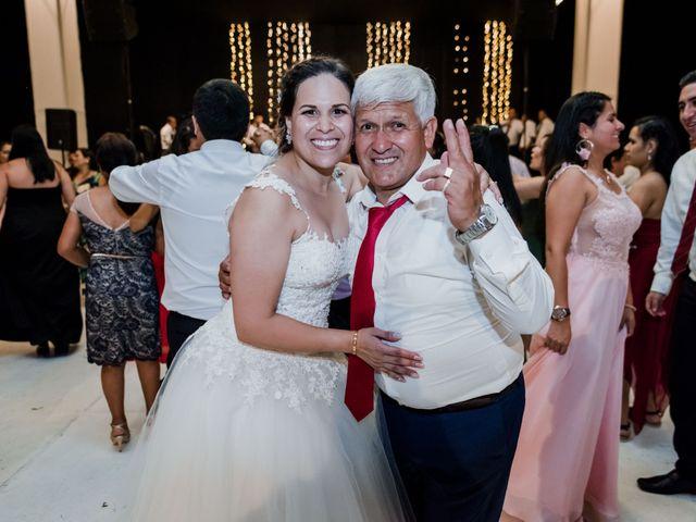 El matrimonio de Junior y Denisse en Pachacamac, Lima 147