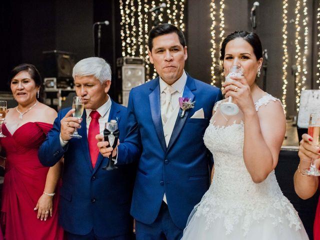 El matrimonio de Junior y Denisse en Pachacamac, Lima 150