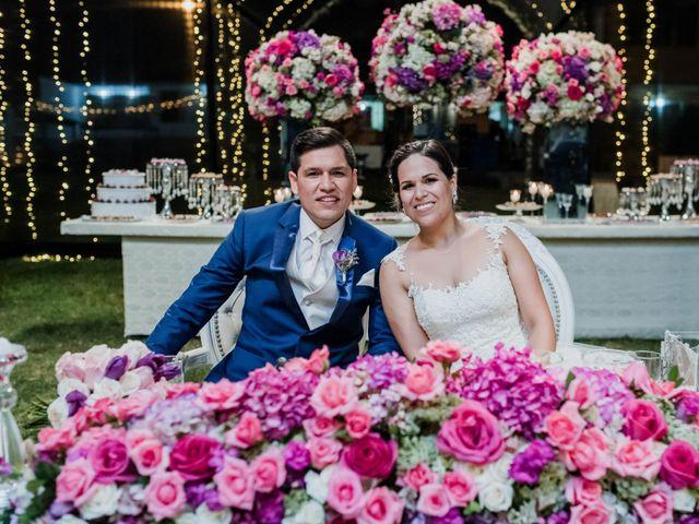 El matrimonio de Junior y Denisse en Pachacamac, Lima 156
