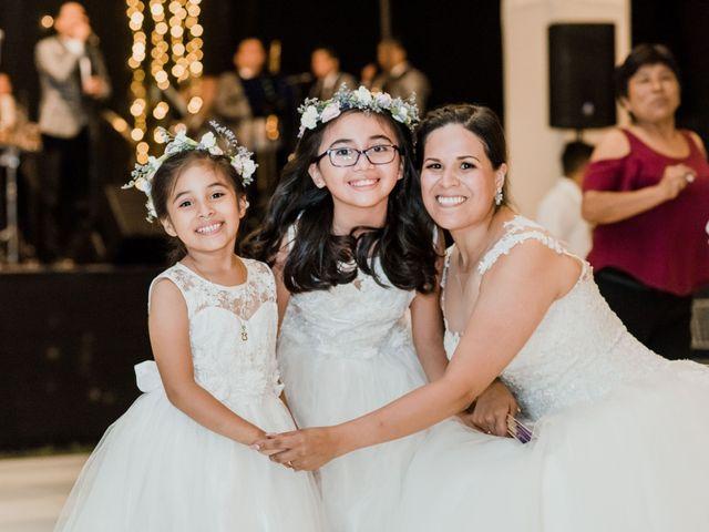 El matrimonio de Junior y Denisse en Pachacamac, Lima 163