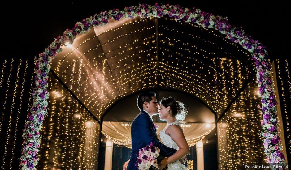El matrimonio de Junior y Denisse en Pachacamac, Lima