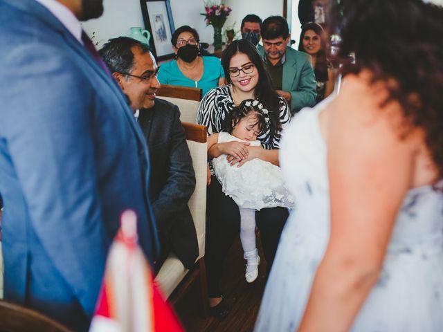 El matrimonio de Percy y Romina en Arequipa, Arequipa 61