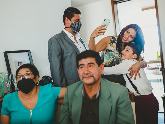 El matrimonio de Percy y Romina en Arequipa, Arequipa 70