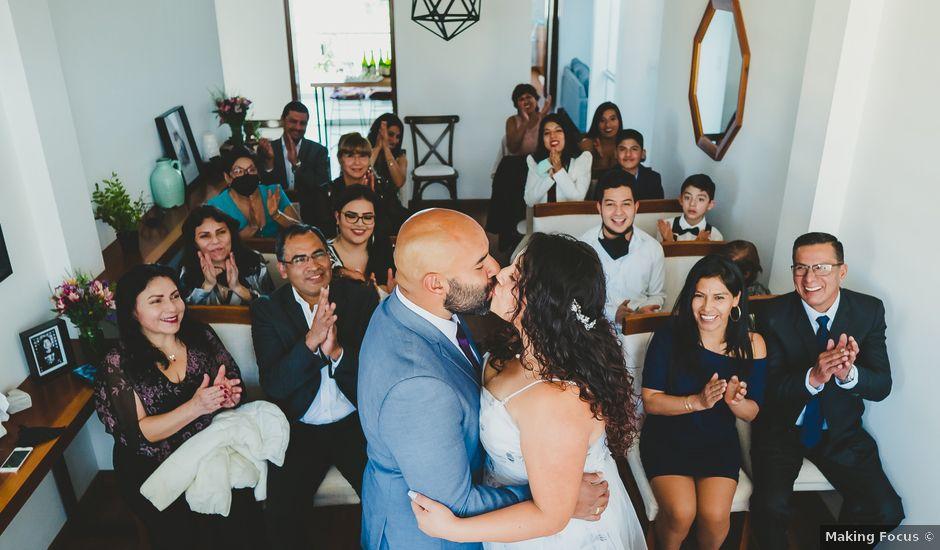 El matrimonio de Percy y Romina en Arequipa, Arequipa