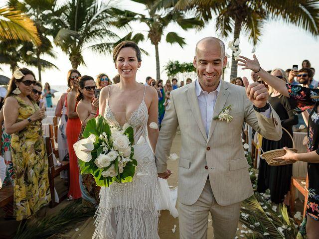 El matrimonio de Andrea y Giancarlo