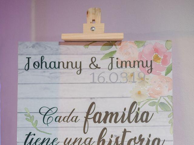 El matrimonio de Jimmi y Johanny en Santa María, Lima 8