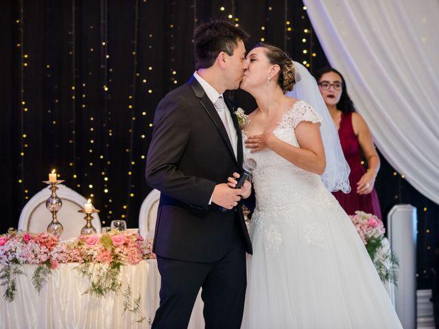 El matrimonio de Jimmi y Johanny en Santa María, Lima 23