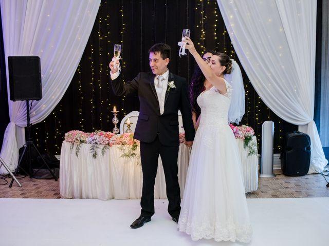 El matrimonio de Jimmi y Johanny en Santa María, Lima 26