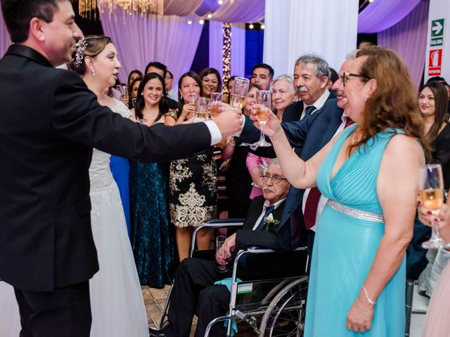 El matrimonio de Jimmi y Johanny en Santa María, Lima 27