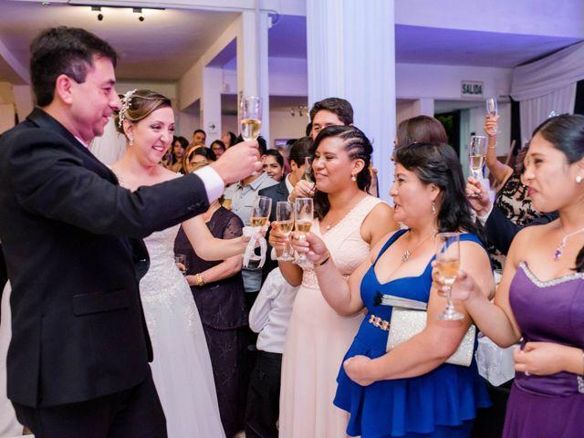 El matrimonio de Jimmi y Johanny en Santa María, Lima 28