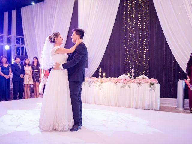 El matrimonio de Jimmi y Johanny en Santa María, Lima 32