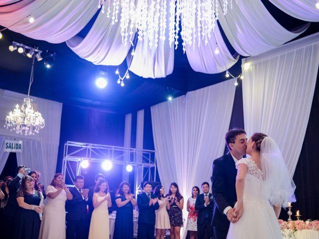 El matrimonio de Jimmi y Johanny en Santa María, Lima 34