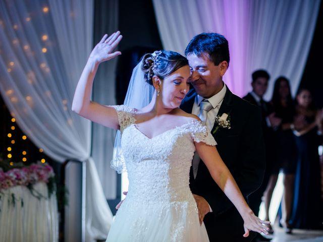 El matrimonio de Jimmi y Johanny en Santa María, Lima 47