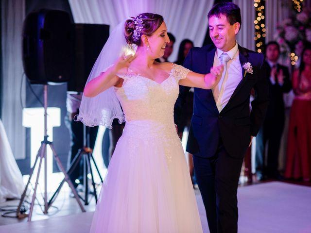El matrimonio de Jimmi y Johanny en Santa María, Lima 48