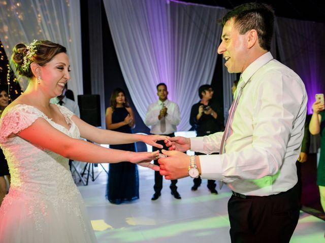 El matrimonio de Jimmi y Johanny en Santa María, Lima 52