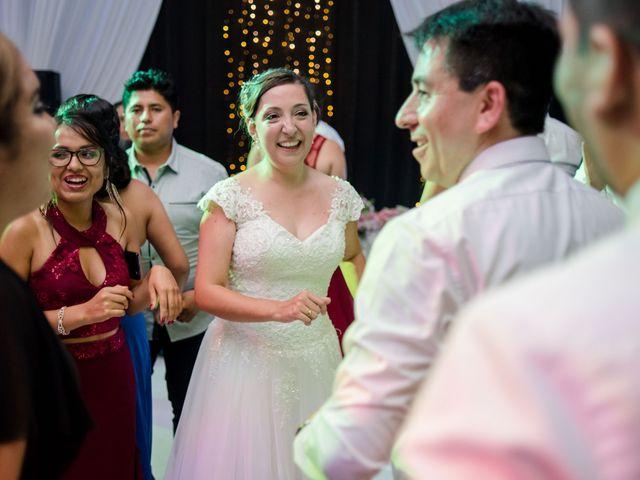 El matrimonio de Jimmi y Johanny en Santa María, Lima 61