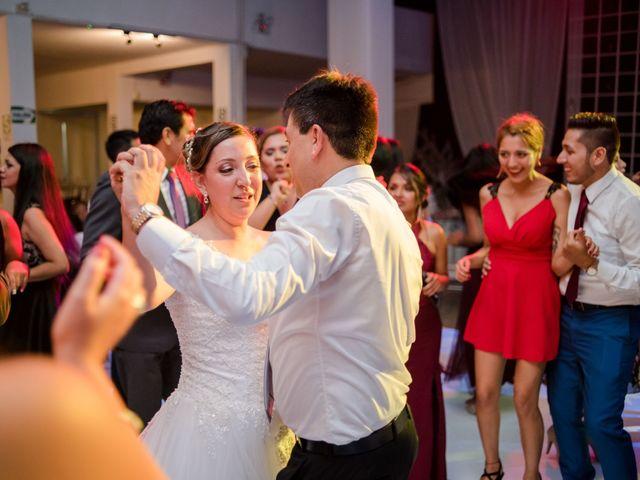 El matrimonio de Jimmi y Johanny en Santa María, Lima 65