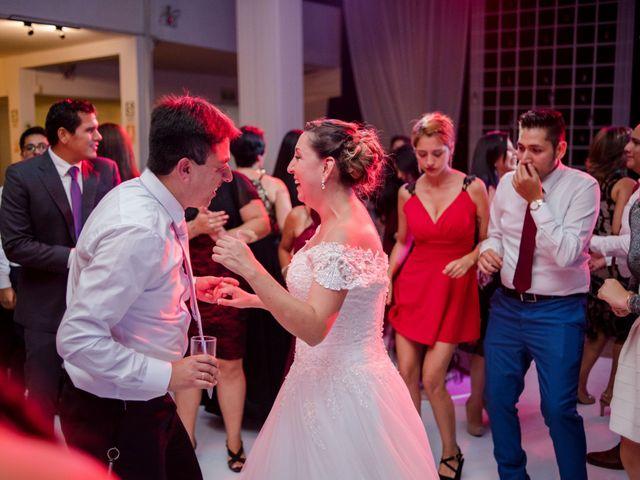 El matrimonio de Jimmi y Johanny en Santa María, Lima 66