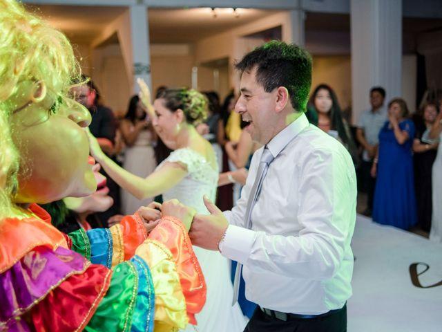 El matrimonio de Jimmi y Johanny en Santa María, Lima 67