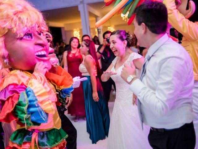 El matrimonio de Jimmi y Johanny en Santa María, Lima 68