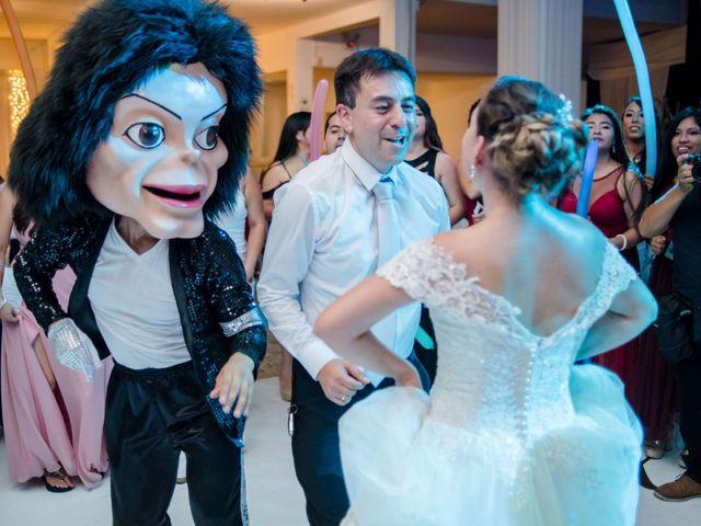El matrimonio de Jimmi y Johanny en Santa María, Lima 69