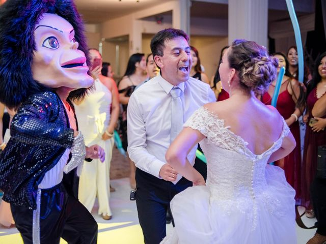 El matrimonio de Jimmi y Johanny en Santa María, Lima 70