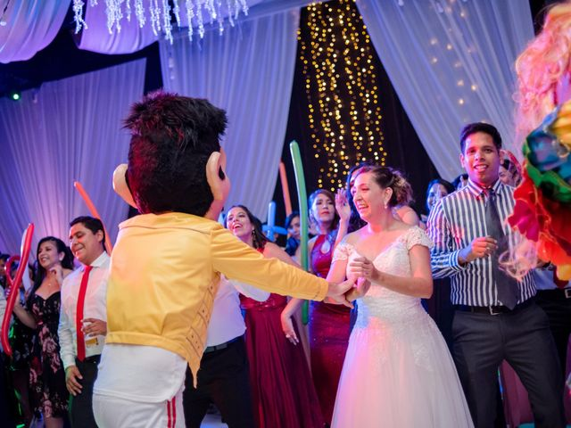 El matrimonio de Jimmi y Johanny en Santa María, Lima 72
