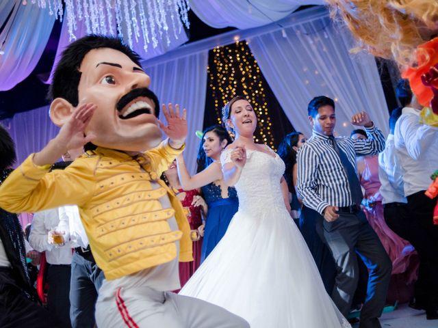 El matrimonio de Jimmi y Johanny en Santa María, Lima 73