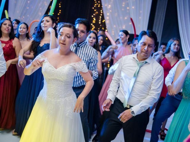 El matrimonio de Jimmi y Johanny en Santa María, Lima 74
