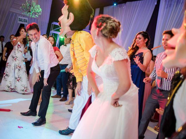 El matrimonio de Jimmi y Johanny en Santa María, Lima 76