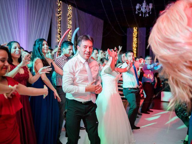 El matrimonio de Jimmi y Johanny en Santa María, Lima 79
