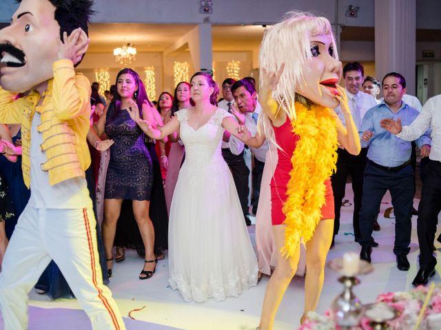 El matrimonio de Jimmi y Johanny en Santa María, Lima 82