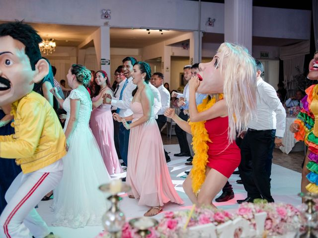 El matrimonio de Jimmi y Johanny en Santa María, Lima 84