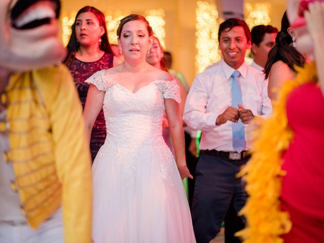 El matrimonio de Jimmi y Johanny en Santa María, Lima 86