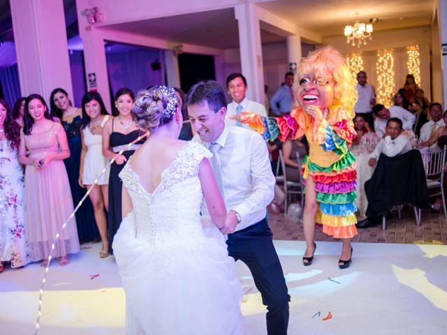 El matrimonio de Jimmi y Johanny en Santa María, Lima 91