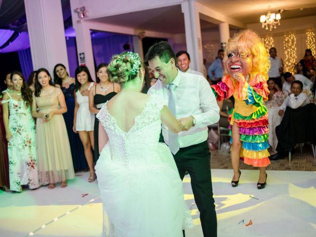El matrimonio de Jimmi y Johanny en Santa María, Lima 92