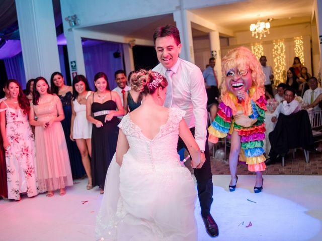 El matrimonio de Jimmi y Johanny en Santa María, Lima 93