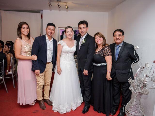 El matrimonio de Jimmi y Johanny en Santa María, Lima 98