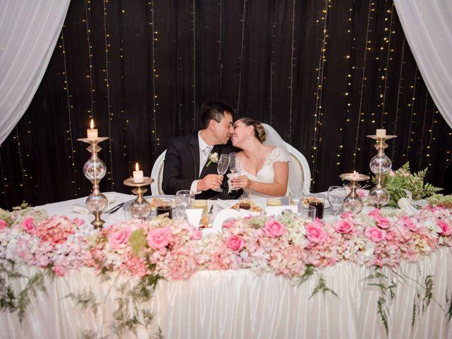 El matrimonio de Jimmi y Johanny en Santa María, Lima 99