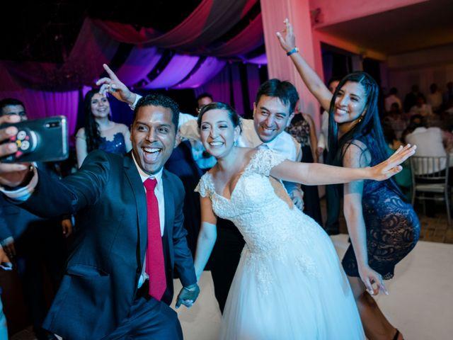 El matrimonio de Jimmi y Johanny en Santa María, Lima 109